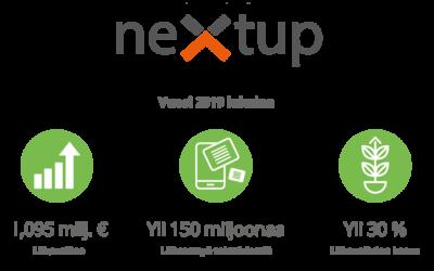 NextUp Oy jatkaa kannattavaa kasvuaan